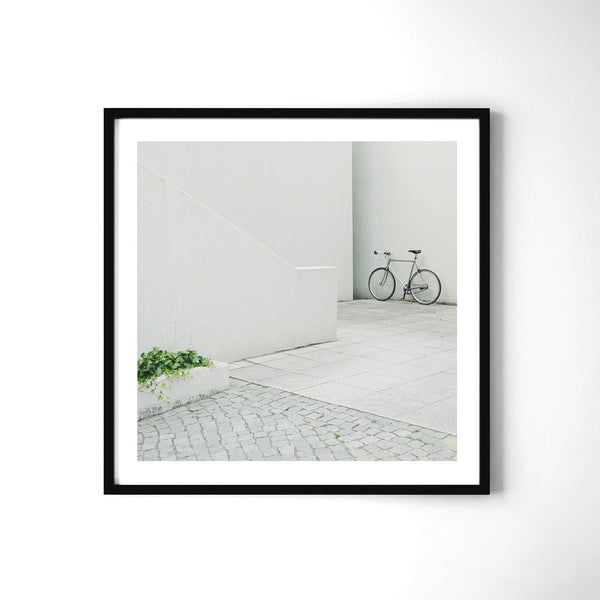 A Concrete Life - Art Prints by Post Collective - 2