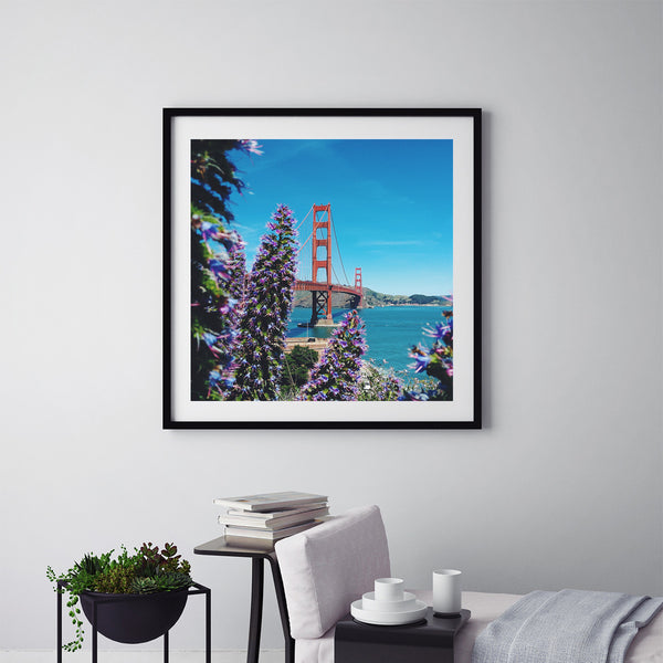 A Sunny Day in California - Art Prints by Post Collective - 5