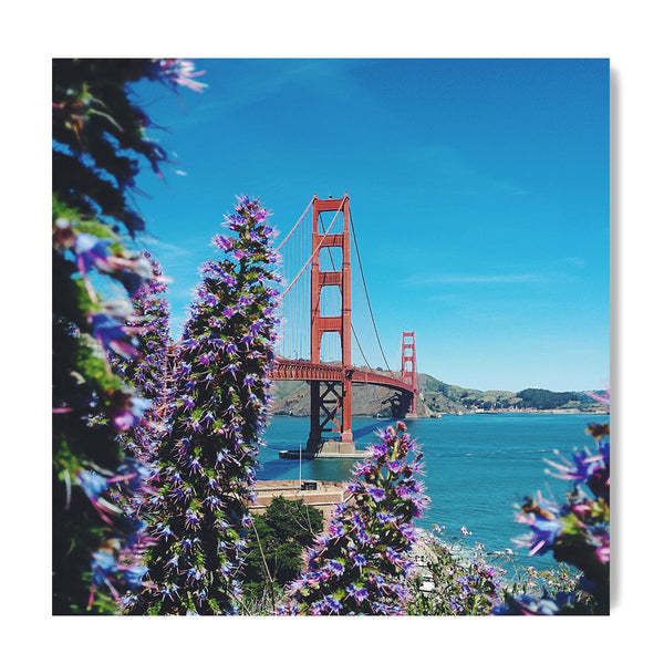 A Sunny Day in California - Art Prints by Post Collective - 1