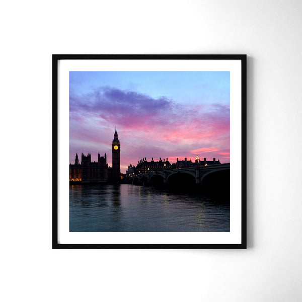 A Touch Of Pink - Art Prints by Post Collective - 2