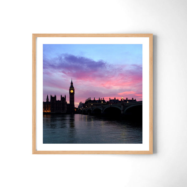 A Touch Of Pink - Art Prints by Post Collective - 3