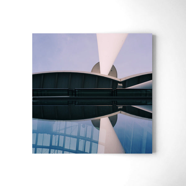 Abstract Shapes Of Hamburg - Art Prints by Post Collective - 2