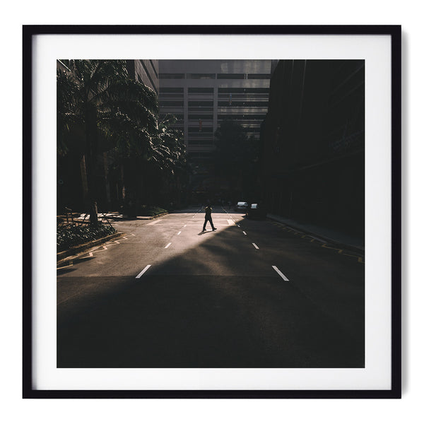 Afternoon Light In Singapore - Art Prints by Post Collective - 1