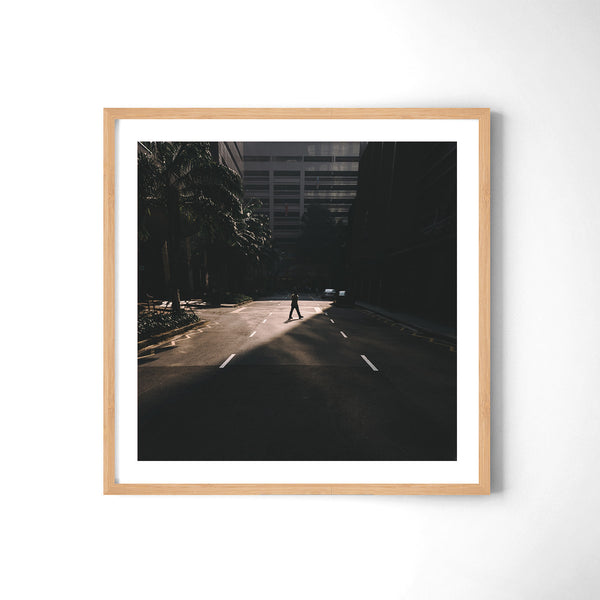 Afternoon Light In Singapore - Art Prints by Post Collective - 3