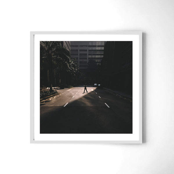 Afternoon Light In Singapore - Art Prints by Post Collective - 4