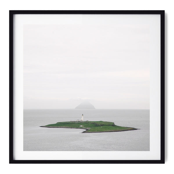 Ailsa Craig - Art Prints by Post Collective - 1