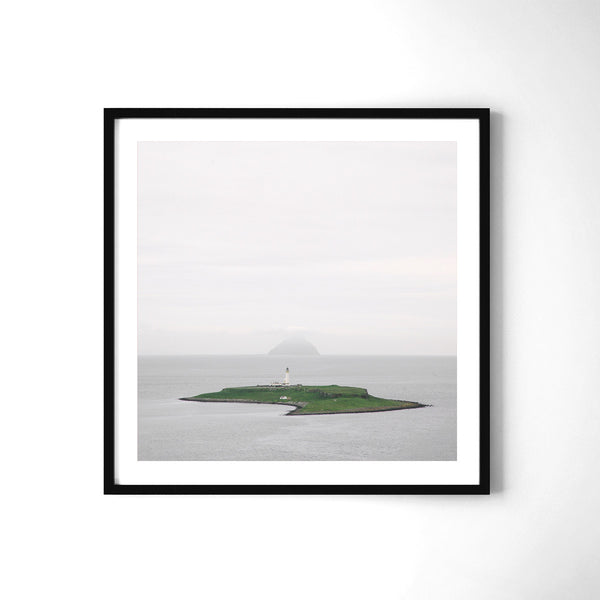 Ailsa Craig - Art Prints by Post Collective - 2
