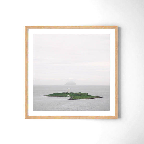 Ailsa Craig - Art Prints by Post Collective - 3