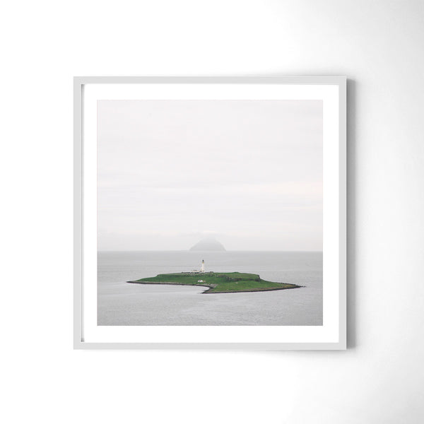 Ailsa Craig - Art Prints by Post Collective - 4