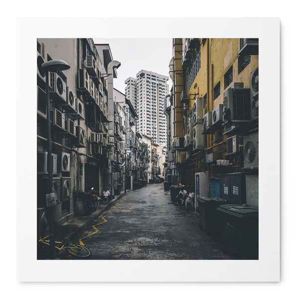 Airconditioned Singapore - Art Prints by Post Collective - 1