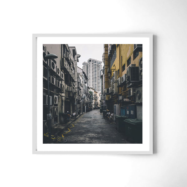 Airconditioned Singapore - Art Prints by Post Collective - 4