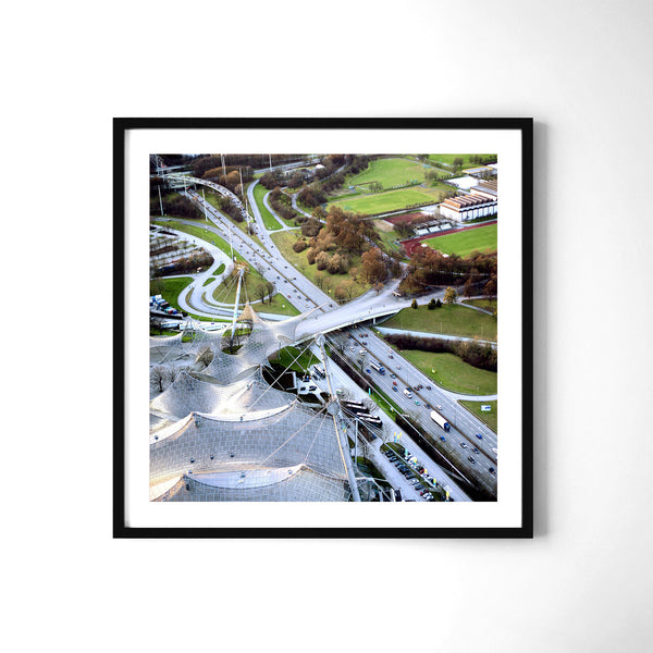 Aloft - Art Prints by Post Collective - 2