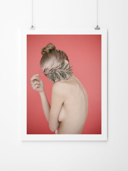 Ann - Art Prints by Post Collective - 2