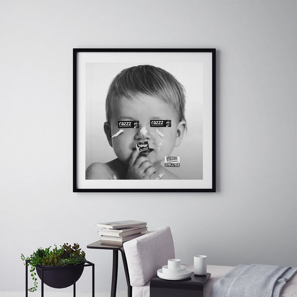 Baby Berlin - Art Prints by Post Collective - 5