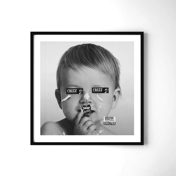 Baby Berlin - Art Prints by Post Collective - 2