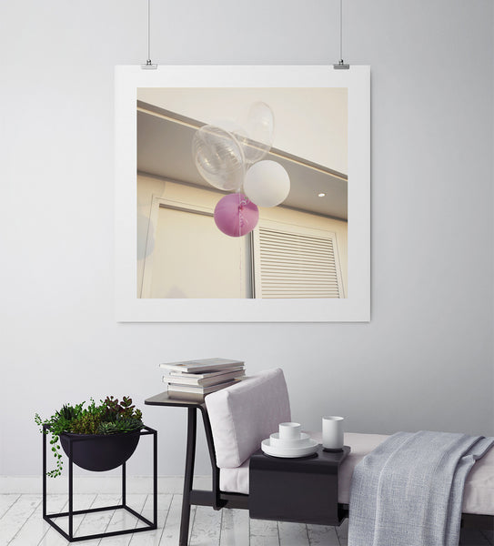 Balloons II - Art Prints by Post Collective - 3