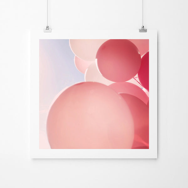 Balloons - Art Prints by Post Collective - 2
