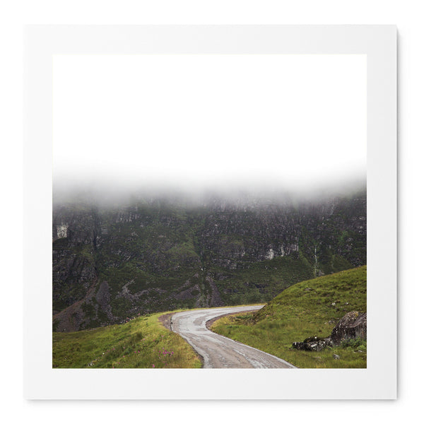 Bealach na Bà - Art Prints by Post Collective - 1