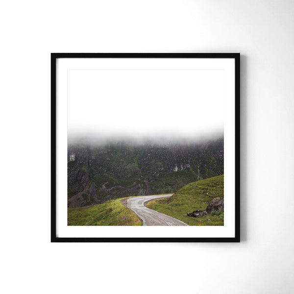 Bealach na Bà - Art Prints by Post Collective - 2