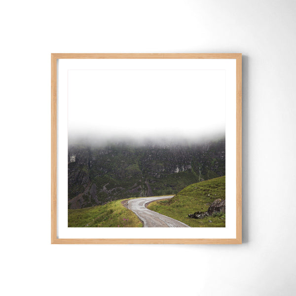 Bealach na Bà - Art Prints by Post Collective - 3