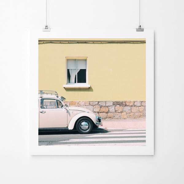 Beetle - Art Prints by Post Collective - 2