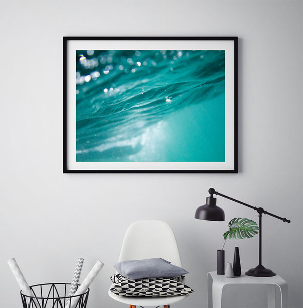Below - Art Prints by Post Collective - 5