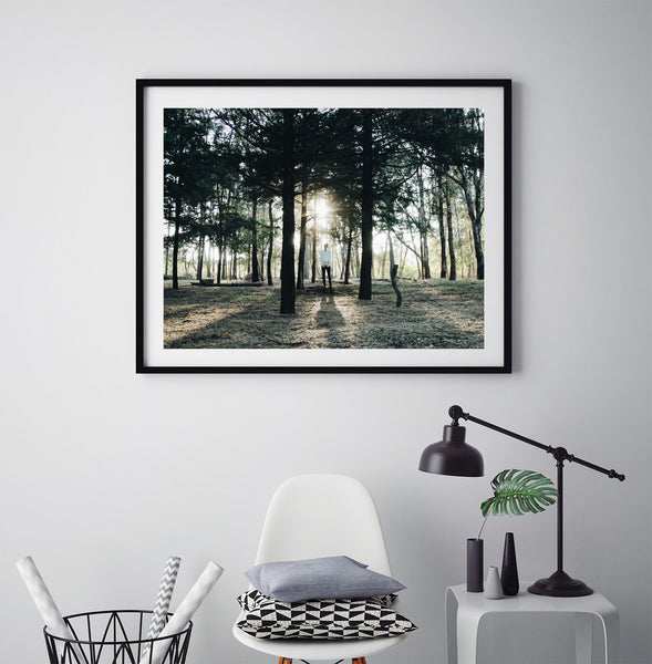 Between Shadows And Light - Art Prints by Post Collective - 5