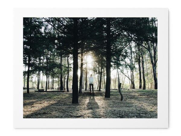 Between Shadows And Light - Art Prints by Post Collective - 1