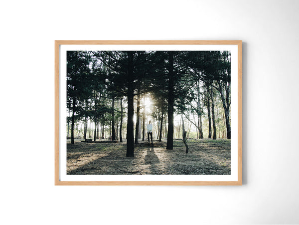 Between Shadows And Light - Art Prints by Post Collective - 3