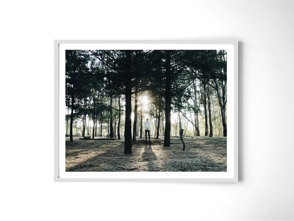 Between Shadows And Light - Art Prints by Post Collective - 4