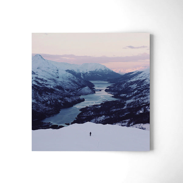 Binnein Mòr - Art Prints by Post Collective - 2