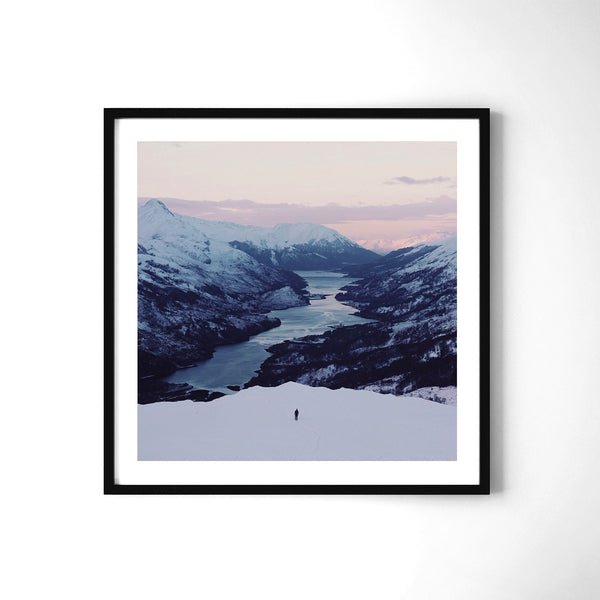 Binnein Mor - Art Prints by Post Collective - 2