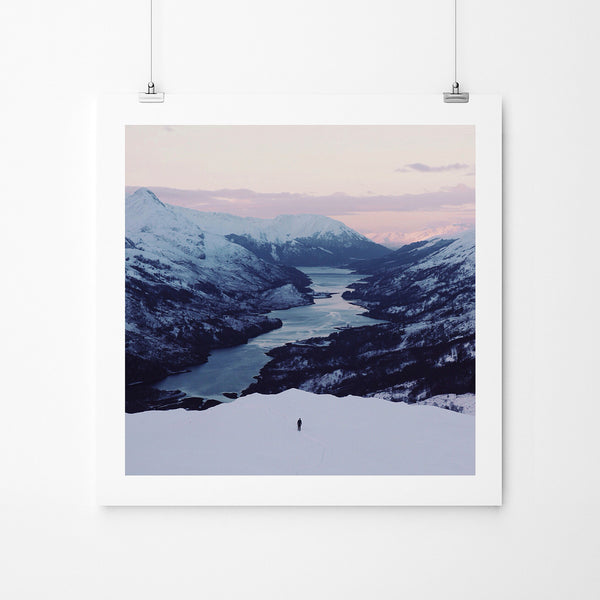 Binnein Moir - Art Prints by Post Collective - 2