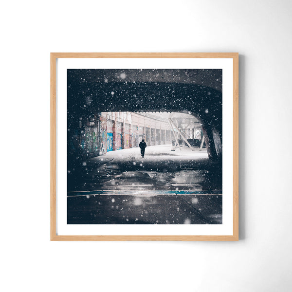 Blizzard - Art Prints by Post Collective - 3