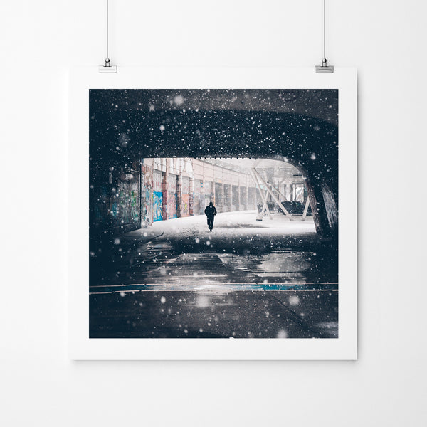 Blizzard - Art Prints by Post Collective - 2
