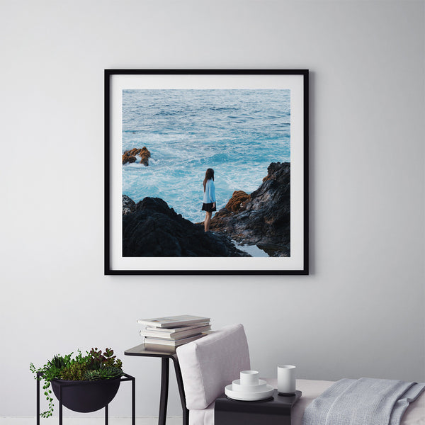 Blue Eternity - Art Prints by Post Collective - 5