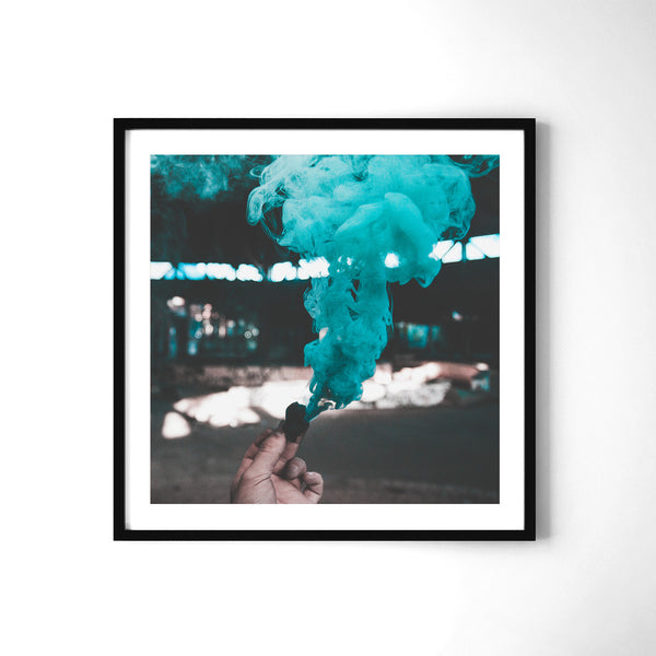 Blues - Art Prints by Post Collective - 2