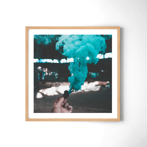 Blues - Art Prints by Post Collective - 3