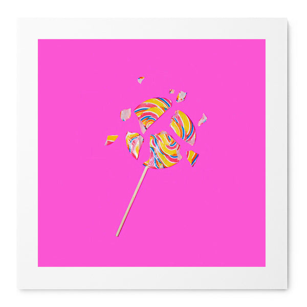 Broken Heart - Art Prints by Post Collective - 1
