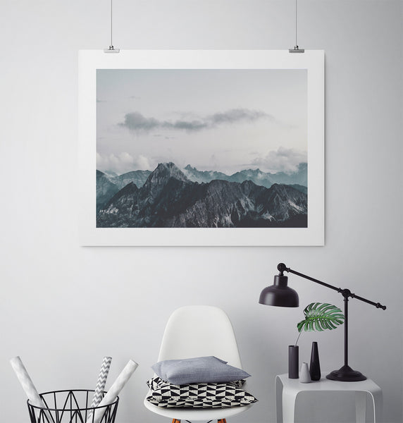 Calm - Art Prints by Post Collective - 3