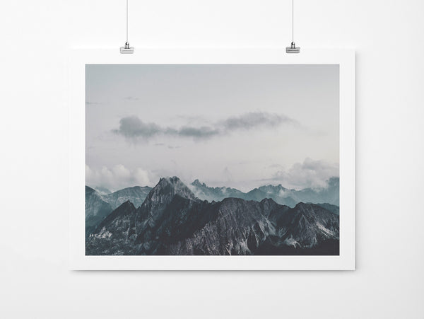Calm - Art Prints by Post Collective - 2