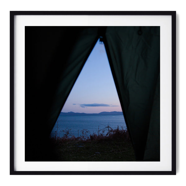 Camping in Arisaig - Art Prints by Post Collective - 1