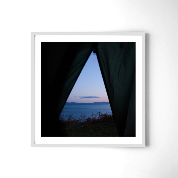 Camping in Arisaig - Art Prints by Post Collective - 4