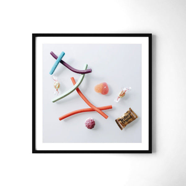 Candic - Art Prints by Post Collective - 2