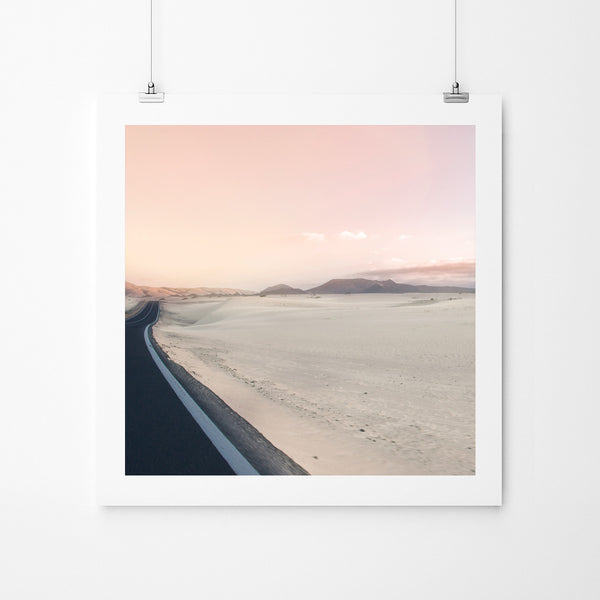 Candy Sky - Art Prints by Post Collective - 2