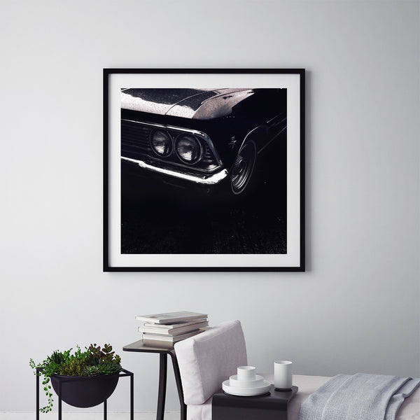 Car Corner - Art Prints by Post Collective - 5
