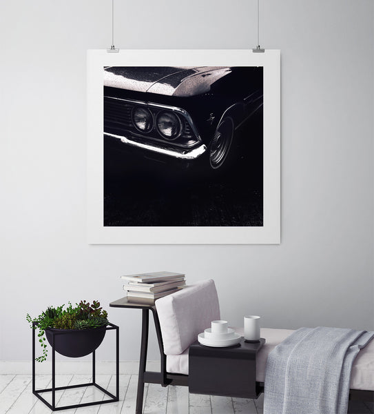 Car Corner - Art Prints by Post Collective - 3