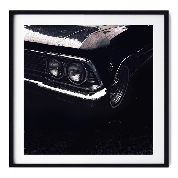 Car Corner - Art Prints by Post Collective - 1