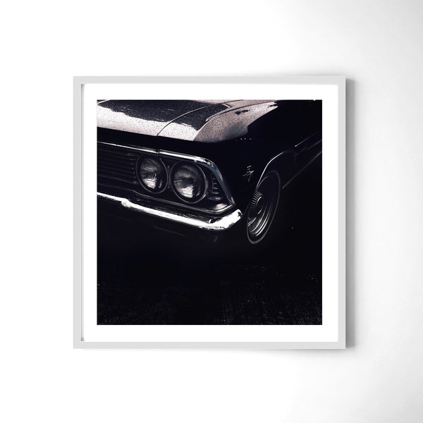 Car Corner - Art Prints by Post Collective - 4