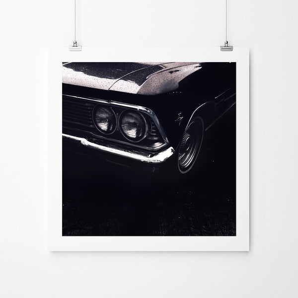 Car Corner - Art Prints by Post Collective - 2